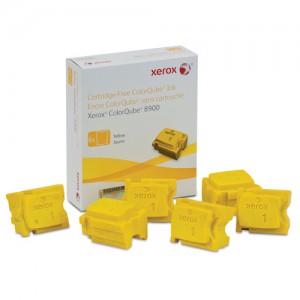 Чернила желтые (6x2,82K) ColorQube 8900