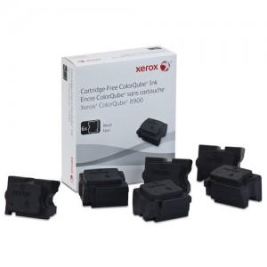 Чернила черные (6x3K) XEROX ColorQube 8900