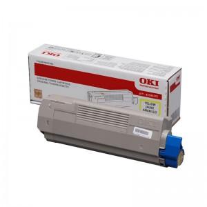 TONER-Y-MC760/70/80-6K
